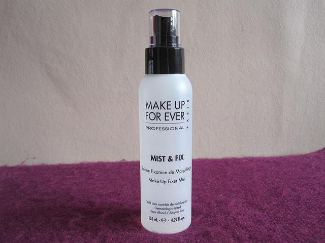 Makeup Forever Mist Fix Anya Belle