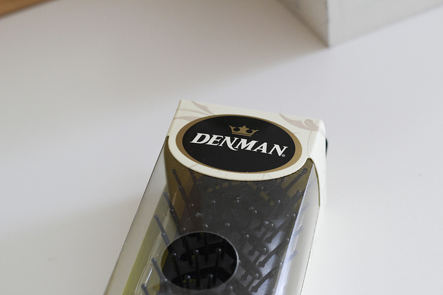 Denman Helps Your Hair Get Venting!