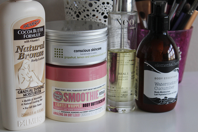 The Edit: Body Lotions