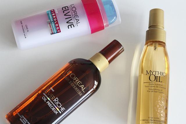 The Edit: L'Oreal Hair Oils
