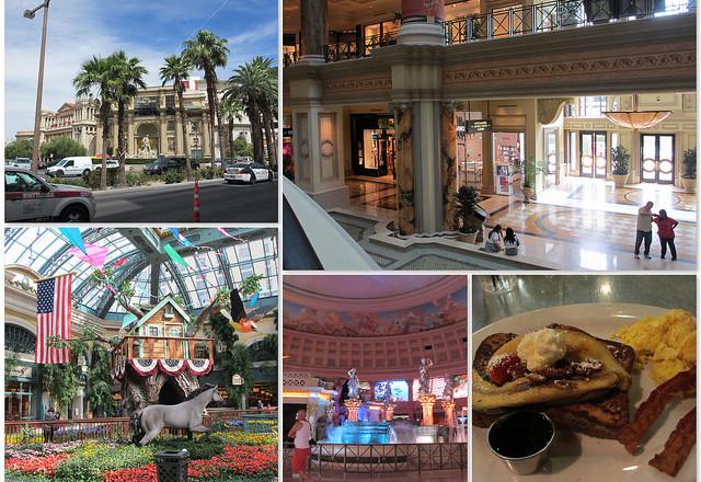 Shopping in Vegas