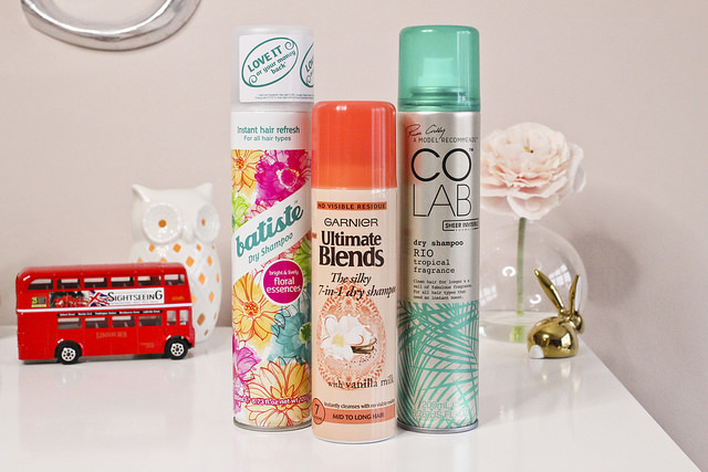 The Dry Shampoo Battle