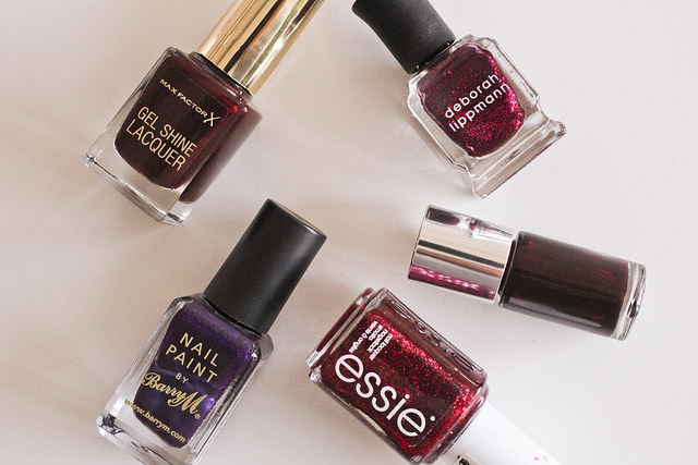 The Edit: Winter Lacquers