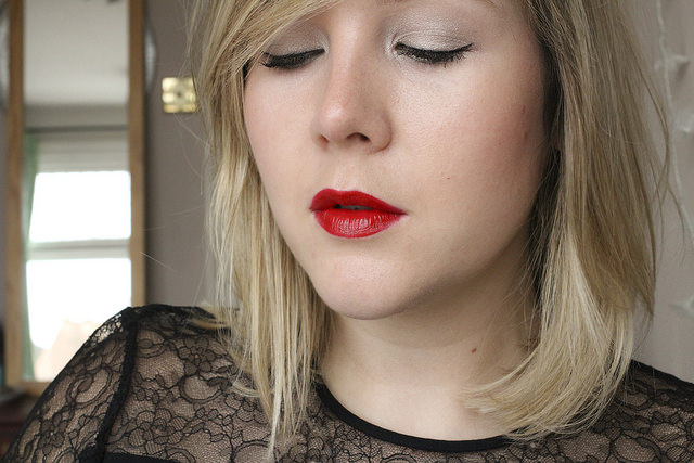 The Party Makeup Series: Glitters