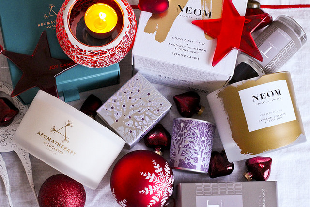 Christmas Gift Guide: Candles