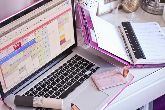 Juggling a Blog and a Job