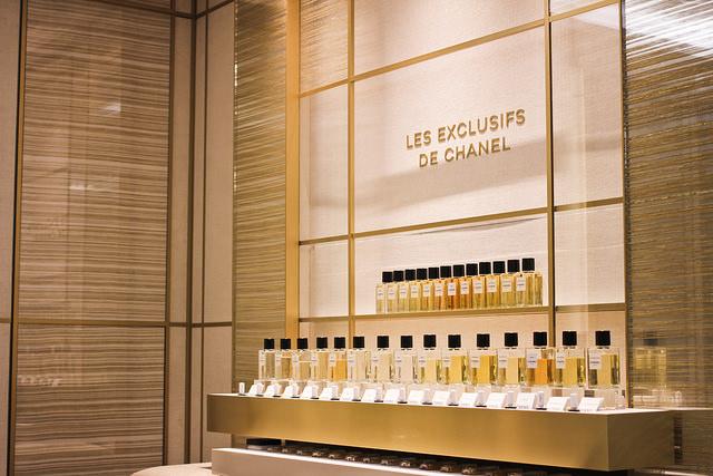 A Day Out To: Salon de Parfums