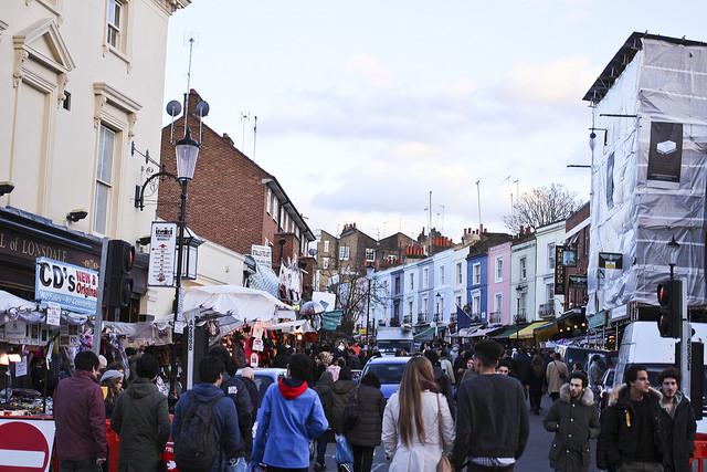 A Day Out To: Portobello Market