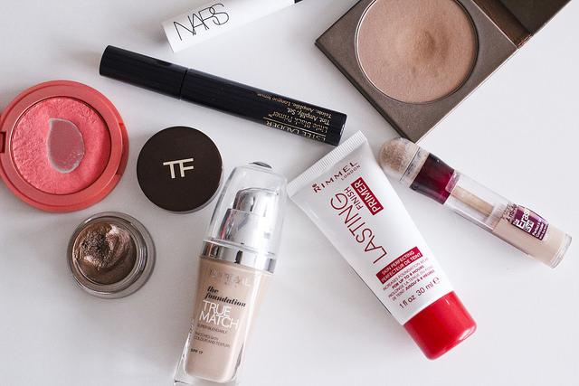 Longlasting Makeup Tips