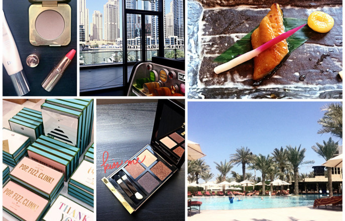 This Week I've Been… Sunning Myself in Dubai
