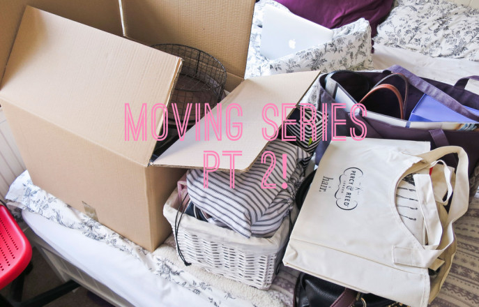 #AGAABBOnTheMove – Part 2 Packing