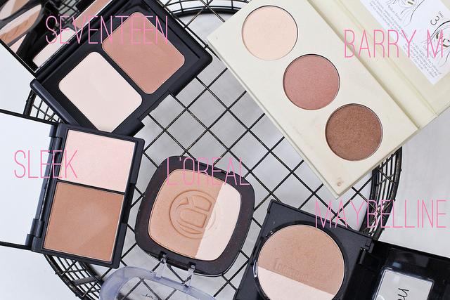 Budget Beauty Contour Battle