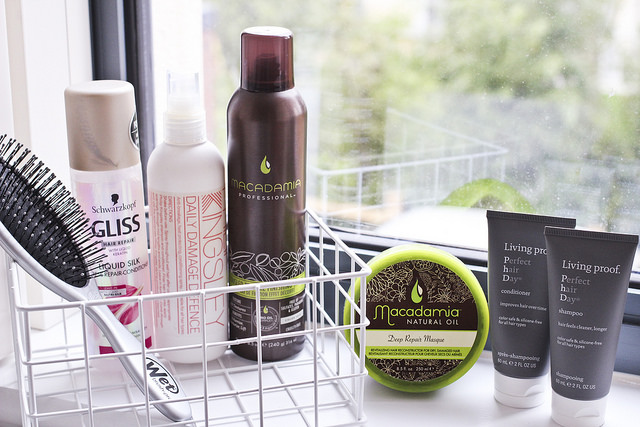 Current Hair Care Routine