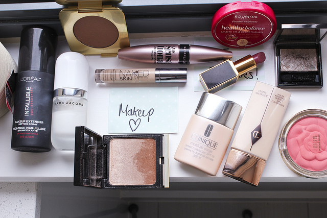 Best of Makeup: 2015 Faves