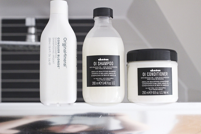 Revamping My Haircare Routine