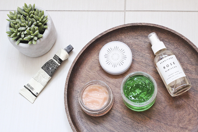 Skincare Before a Big Day