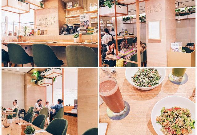The Hemsley & Hemsley Cafe