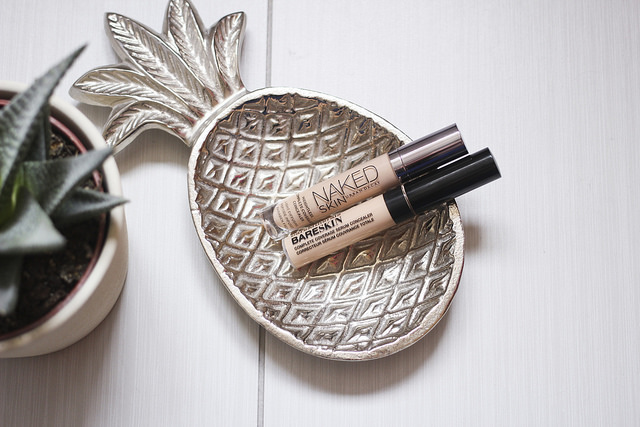 Concealer Battle: bareMinerals v Urban Decay