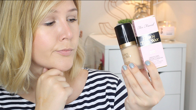First Impressions: Too Faced Born This Way Foundation