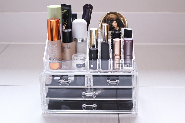 A New Beauty Storage Solution