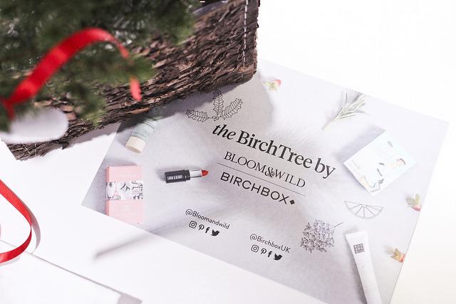 A Festive Inspired Birchbox
