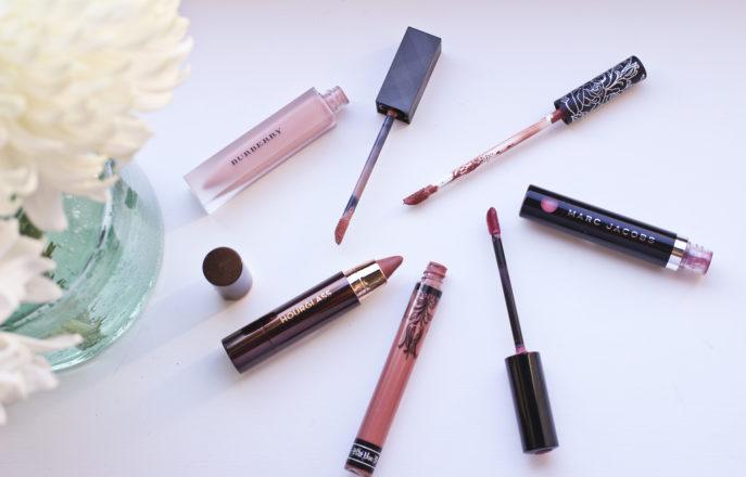 A Lipstick Haul
