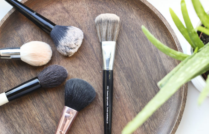 The Hunt for the Perfect Powder Brush