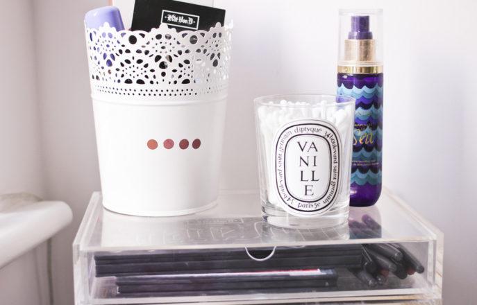 Top Tip: Organising Liquid Lipsticks